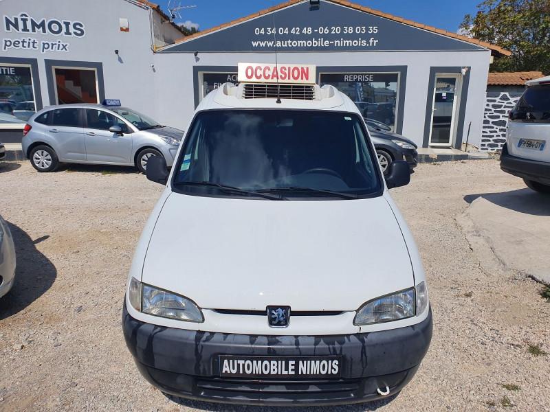 Photo 2 de l'offre de PEUGEOT PARTNER DIIESEL 1.9L FRIGORIFIQUE à 5900€ chez Automobile nimois