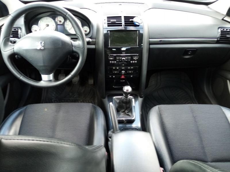 Photo 3 de l'offre de PEUGEOT 407 HDI  2.L  PACK LIMITED à 5500€ chez Automobile nimois