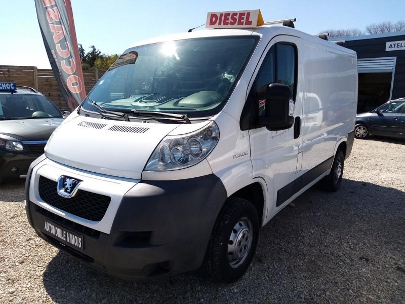 Peugeot BOXER FG HDI 333 L1H1 100 CD CLIM Diesel BLANC Occasion à vendre