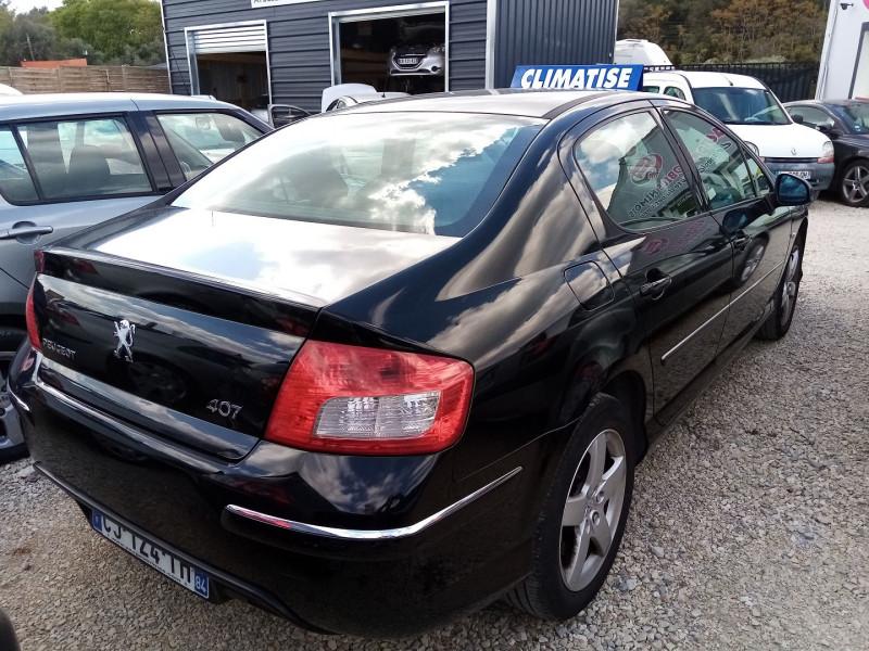 Photo 2 de l'offre de PEUGEOT 407 HDI  2.L  PACK LIMITED à 5500€ chez Automobile nimois