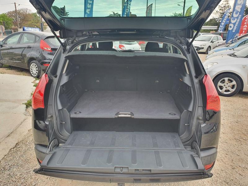 Photo 8 de l'offre de PEUGEOT 3008 HDI   1.6L 110  CONFORT PACK à 5900€ chez Automobile nimois