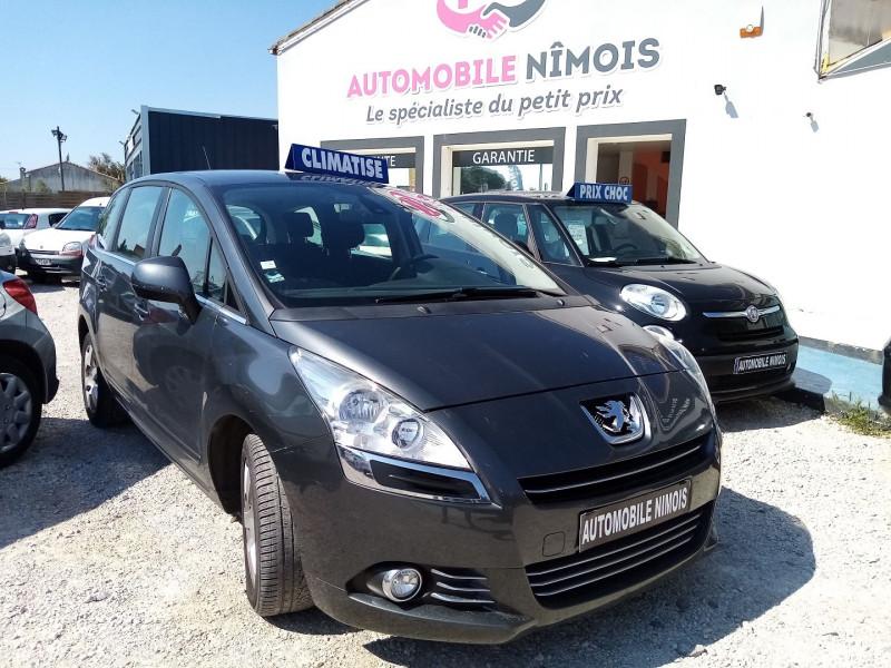 Peugeot 5008 HDI  1.6L  PREMIUM 5PL Diesel GRIS F Occasion à vendre