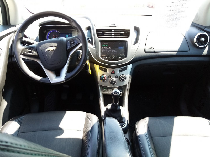 Chevrolet TRAX 1.4T 140 LT+ S&S 4X4 Essence BLANC Occasion à vendre