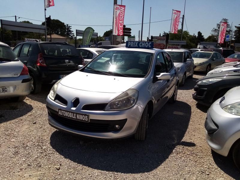 Renault CLIO III 1.5 DCI 85CH DYNAMIQUE 5P Diesel GRIS C Occasion à vendre