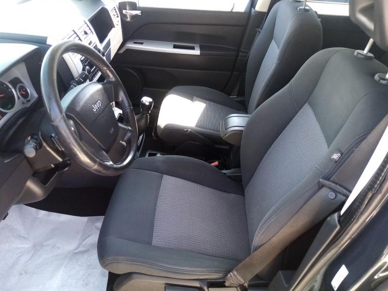 Photo 5 de l'offre de JEEP PATRIOT 2.0 CRD LIMITED à 6990€ chez Automobile nimois