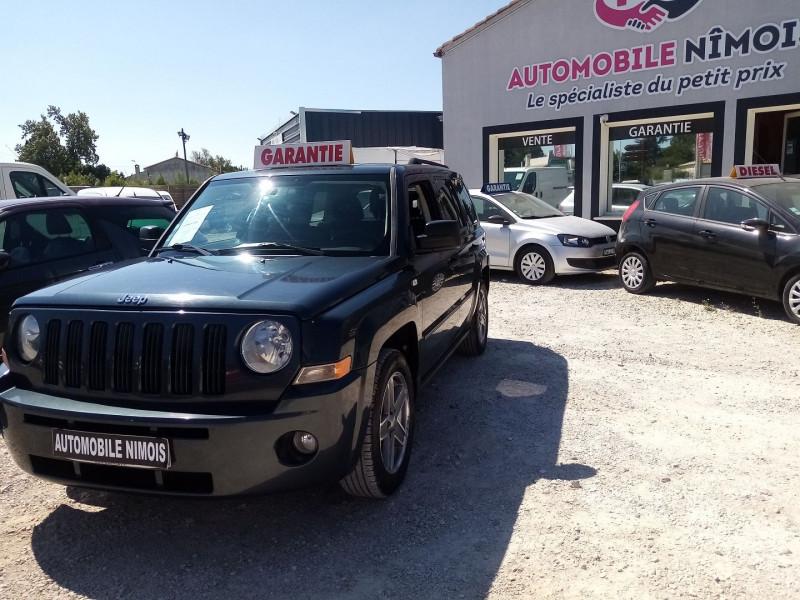 Jeep PATRIOT 2.0 CRD LIMITED Diesel BLEU F Occasion à vendre