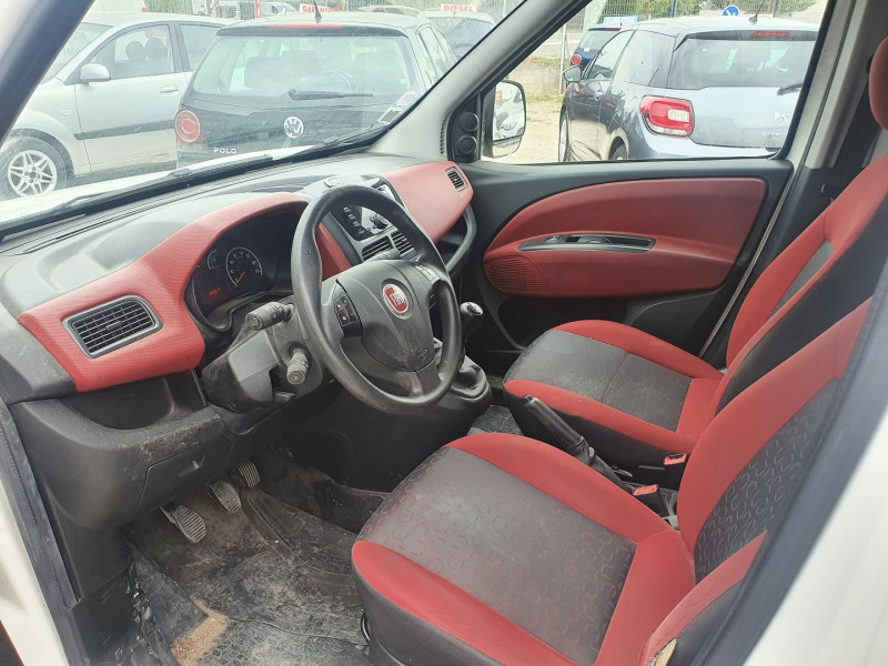 Photo 6 de l'offre de FIAT DOBLO CARGO MULTIJET 1.3L 16V 90CH PACK CD CLIM à 7900€ chez Automobile nimois