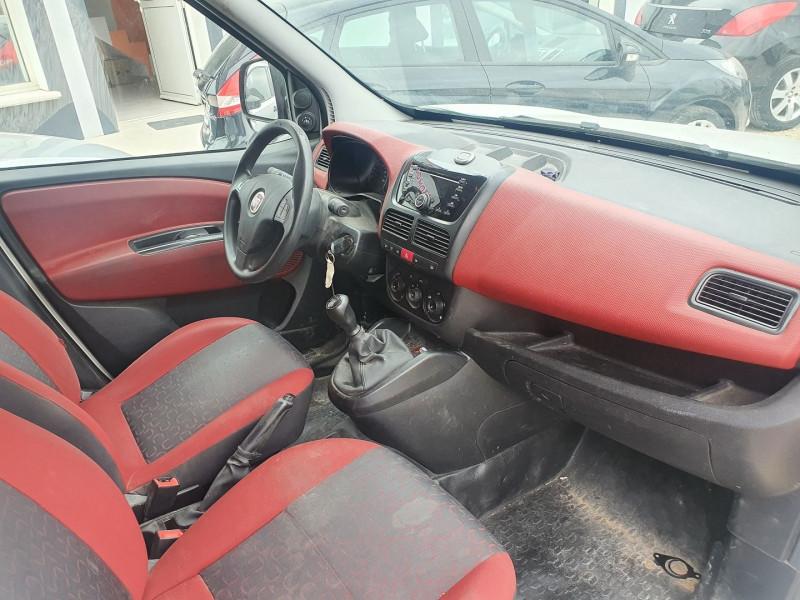 Photo 4 de l'offre de FIAT DOBLO CARGO MULTIJET 1.3L 16V 90CH PACK CD CLIM à 7900€ chez Automobile nimois