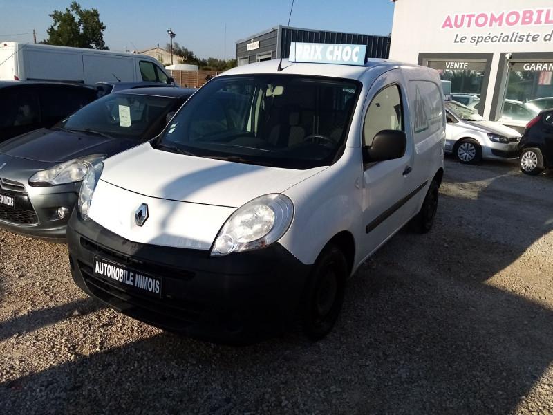 Renault KANGOO II EXPRESS DCI   1.5L 70CH AUTHENTIQUE Diesel BLANC Occasion à vendre