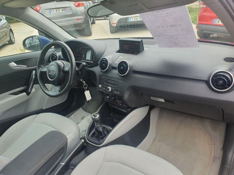 Photo 4 de l'offre de AUDI A1 TDI  1.6L 105CH  ATTRACTION à 7900€ chez Automobile nimois