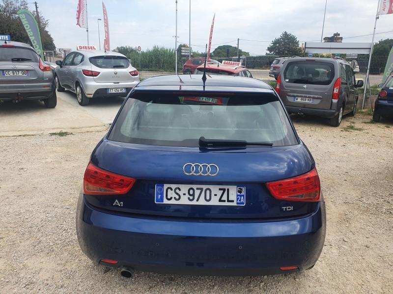 Photo 7 de l'offre de AUDI A1 TDI  1.6L 105CH  ATTRACTION à 7900€ chez Automobile nimois