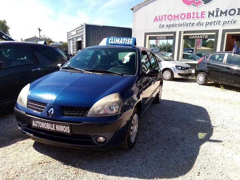 Renault CLIO II 1.2 16V 75CH CONFORT AUTHENTIQUE 5 PORTES Essence BLEU F Occasion à vendre
