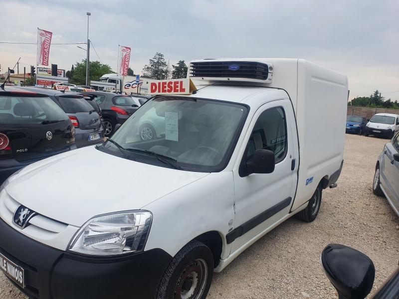 Peugeot PARTNER 2.0 HDI XS/XT  FRIGORIFIQUE Diesel BLANC Occasion à vendre