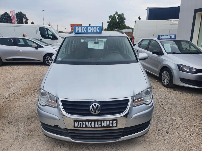 Volkswagen TOURAN TDI   1.9L  105CH CONFORTLINE Diesel GRIS C Occasion à vendre