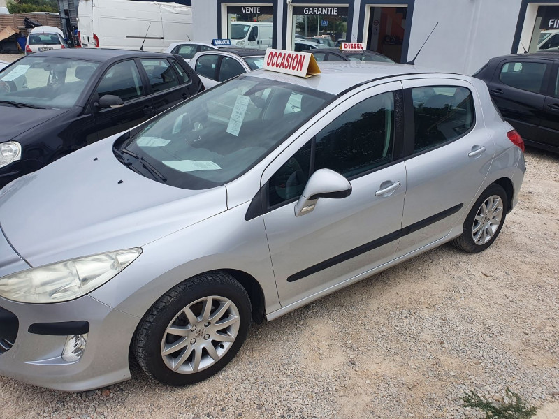 Peugeot 308 HDI 1.6L 90 PREMIUM 5P Diesel GRIS C Occasion à vendre
