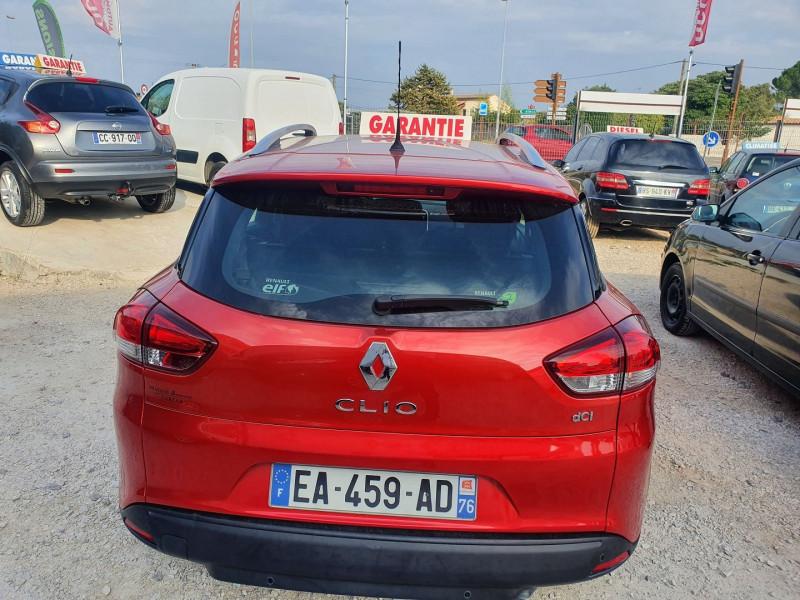 Photo 6 de l'offre de RENAULT CLIO IV ESTATE DCI 1.5L 75CH ENERGY BUSINESS ECO² EURO6 2015 à 6900€ chez Automobile nimois