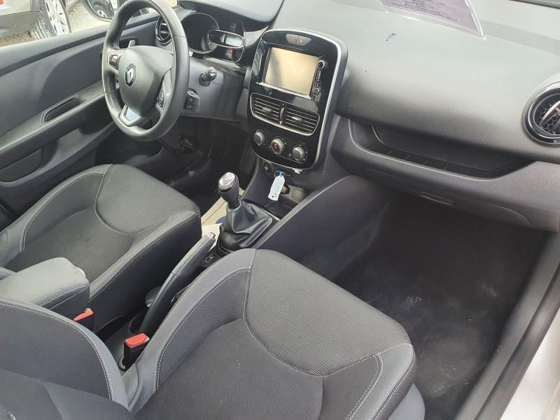 Photo 5 de l'offre de RENAULT CLIO IV DCI 75CH ENERGY BUSINES 5 PORTES à 8900€ chez Automobile nimois
