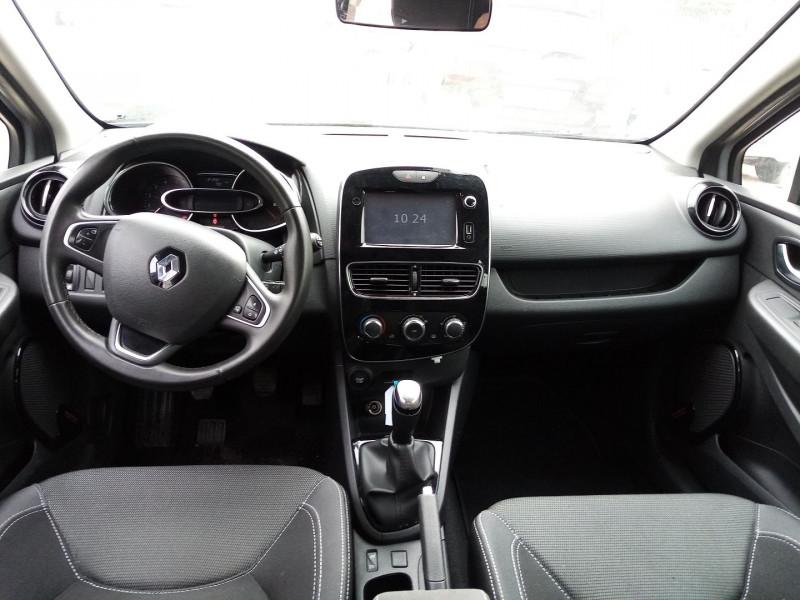 Renault CLIO IV DCI 75CH ENERGY BUSINES 5 PORTES Diesel GRIS C Occasion à vendre