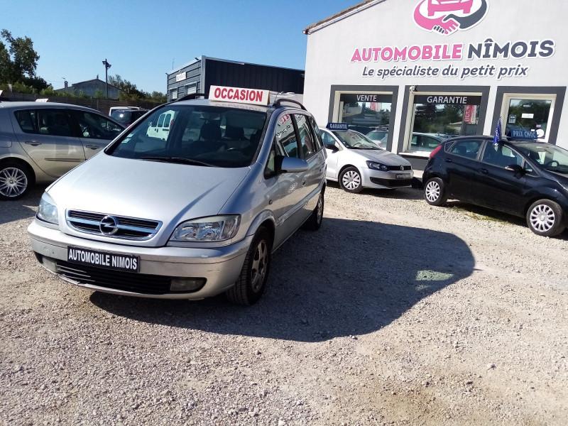 Opel ZAFIRA DTI  2.2L 125 DESIGN EDITION Diesel GRIS C Occasion à vendre