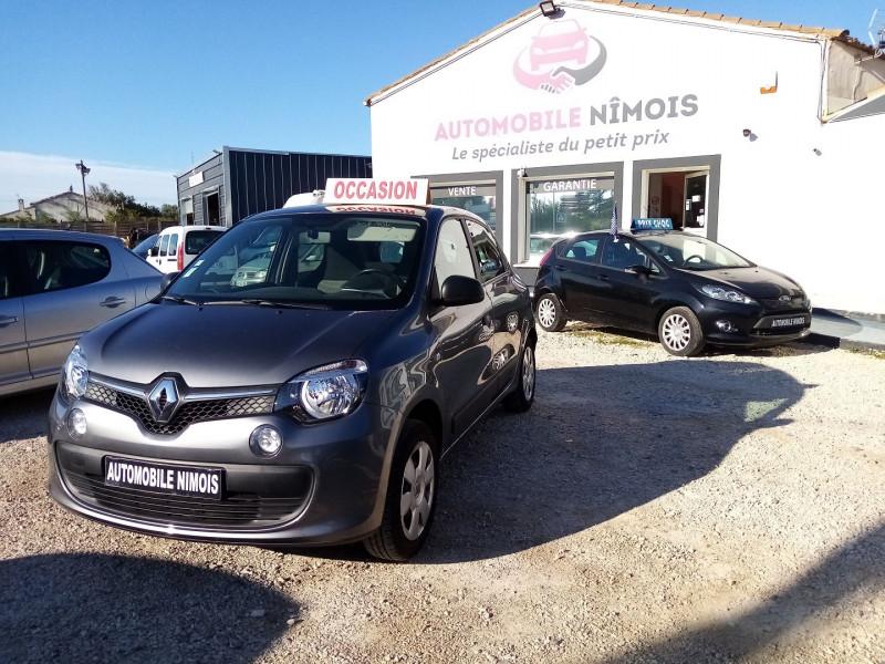 Renault TWINGO III 1.0 SCE 70CH LIFE 2 BOITE COURTE EURO6 Essence GRIS Occasion à vendre
