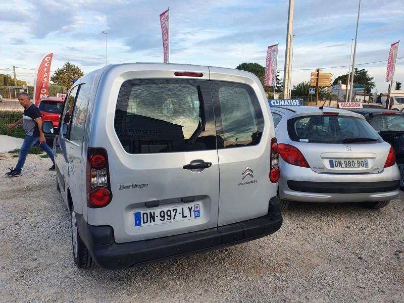 Photo 9 de l'offre de CITROEN BERLINGO HDI 21 L2 1.6L 90 CABINE APPROFONDIE CONFORT à 10500€ chez Automobile nimois