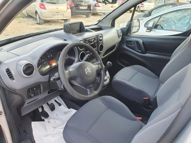 Photo 6 de l'offre de CITROEN BERLINGO HDI 21 L2 1.6L 90 CABINE APPROFONDIE CONFORT à 10500€ chez Automobile nimois