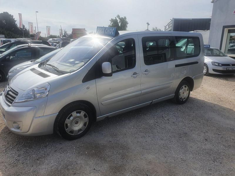 Photo 2 de l'offre de FIAT SCUDO PANORAMA CH1 2.0 MULTIJET 16V 120CH 8/9 PLACES à 10900€ chez Automobile nimois