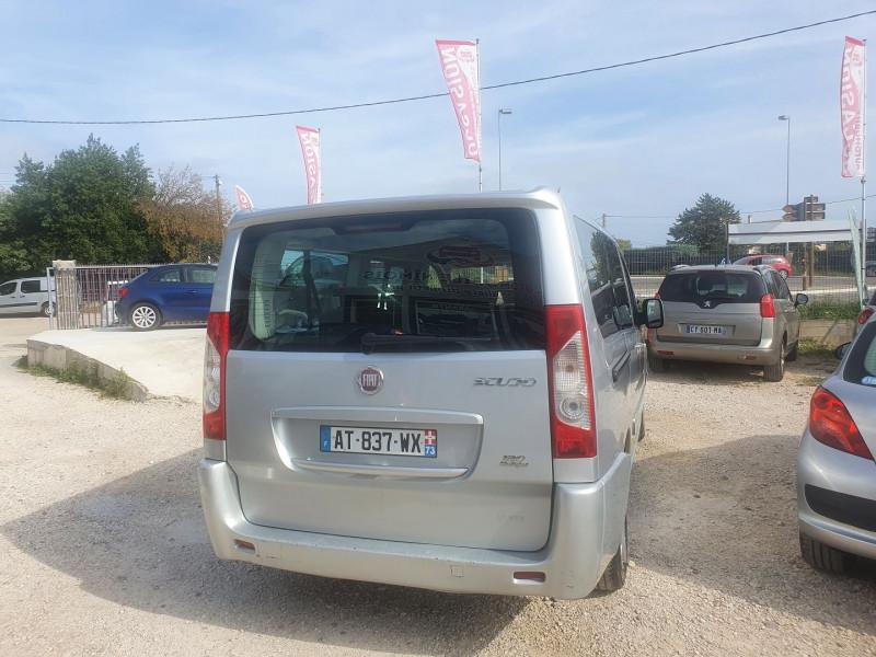 Photo 6 de l'offre de FIAT SCUDO PANORAMA CH1 2.0 MULTIJET 16V 120CH 8/9 PLACES à 10900€ chez Automobile nimois