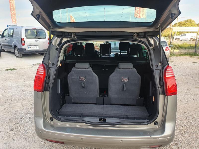Photo 6 de l'offre de PEUGEOT 5008 HDI  1.6L  115  STYLE 7 PLACES à 7900€ chez Automobile nimois
