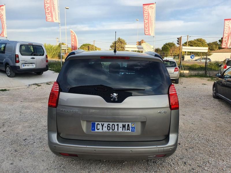 Photo 7 de l'offre de PEUGEOT 5008 HDI  1.6L  115  STYLE 7 PLACES à 7900€ chez Automobile nimois