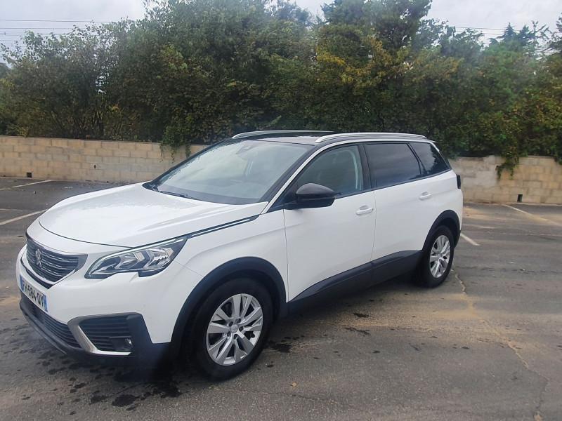 Photo 6 de l'offre de PEUGEOT 5008 1.6 BLUEHDI 120CH ALLURE BUSINESS S&S à 17900€ chez Automobile nimois