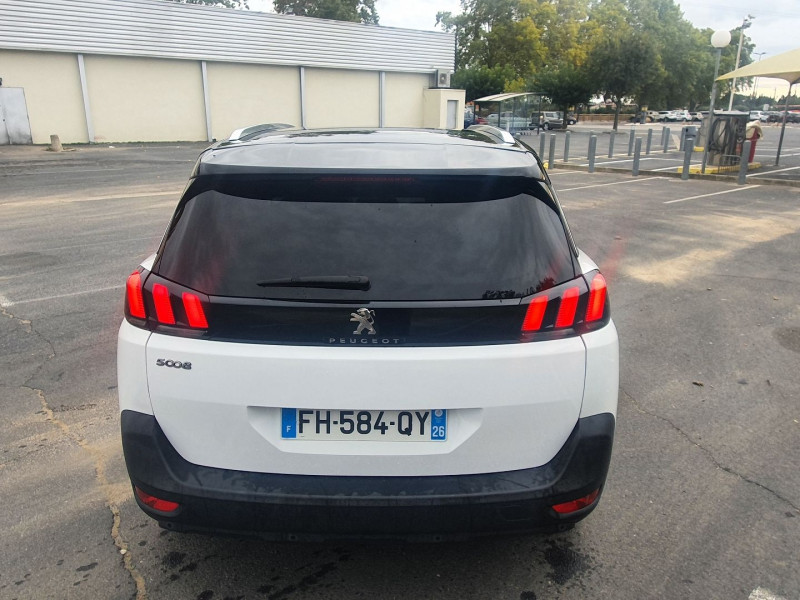 Photo 8 de l'offre de PEUGEOT 5008 1.6 BLUEHDI 120CH ALLURE BUSINESS S&S à 17900€ chez Automobile nimois