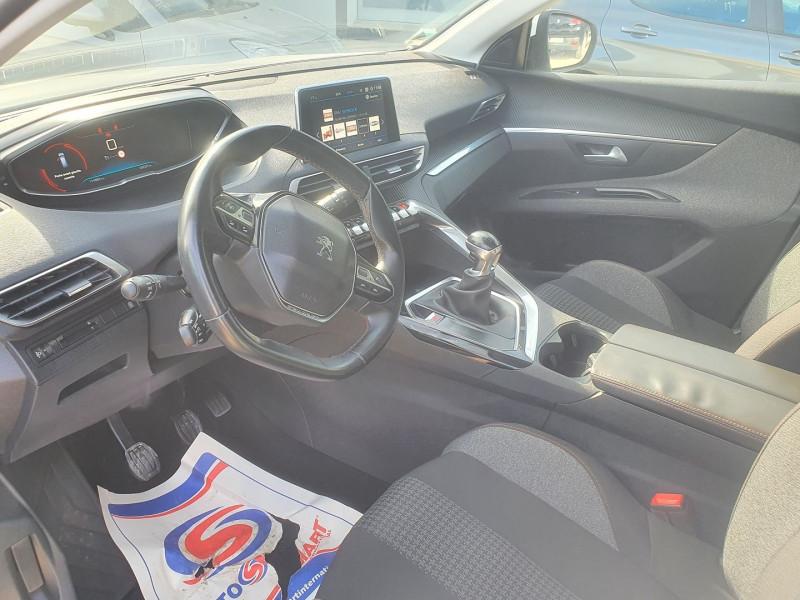 Photo 3 de l'offre de PEUGEOT 5008 1.6 BLUEHDI 120CH ALLURE BUSINESS S&S à 17900€ chez Automobile nimois