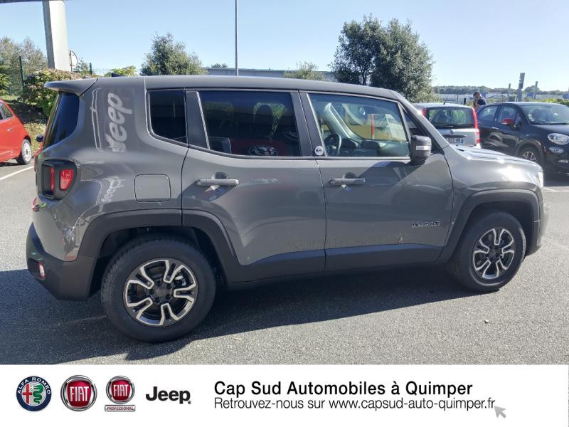 Photo 4 de l'offre de JEEP Renegade 1.6 MultiJet 120ch Quicksilver Winter Edition MY20 à 24900€ chez Cap-Sud Automobiles - Quimper