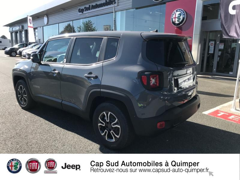 Photo 3 de l'offre de JEEP Renegade 1.6 MultiJet 120ch Quicksilver Winter Edition MY20 à 24900€ chez Cap-Sud Automobiles - Quimper