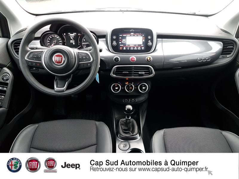 Photo 6 de l'offre de FIAT 500X 1.0 FireFly Turbo T3 120ch Cross à 16990€ chez Cap-Sud Automobiles - Quimper