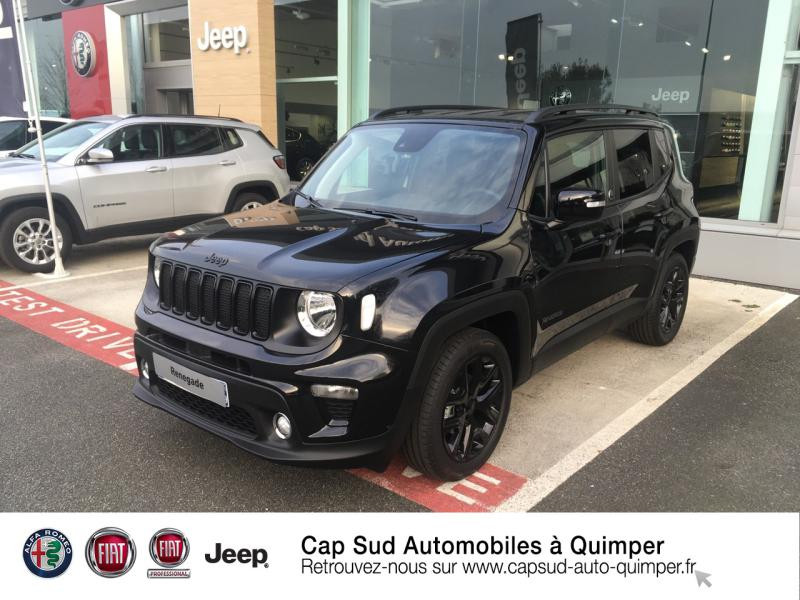 Jeep Renegade 1.0 GSE T3 120ch Brooklyn Edition MY20 Essence Carbon Black Occasion à vendre