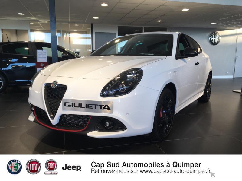 Alfa Romeo Giulietta 1.6 JTDm 120ch S/S TCT MY20 Diesel Blanc Alfa Occasion à vendre