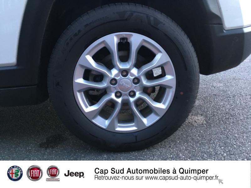 Photo 11 de l'offre de JEEP Compass 1.3 GSE T4 190ch Limited 4xe PHEV AT6 à 39900€ chez Cap-Sud Automobiles - Quimper