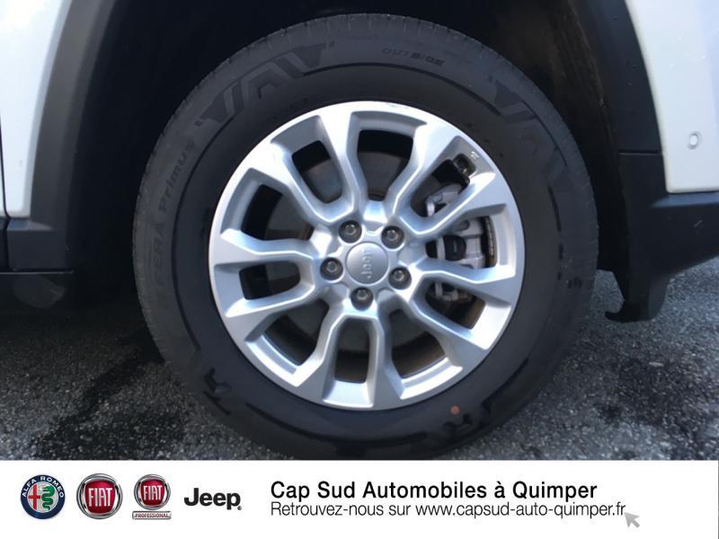 Photo 13 de l'offre de JEEP Compass 1.3 GSE T4 190ch Limited 4xe PHEV AT6 à 39900€ chez Cap-Sud Automobiles - Quimper