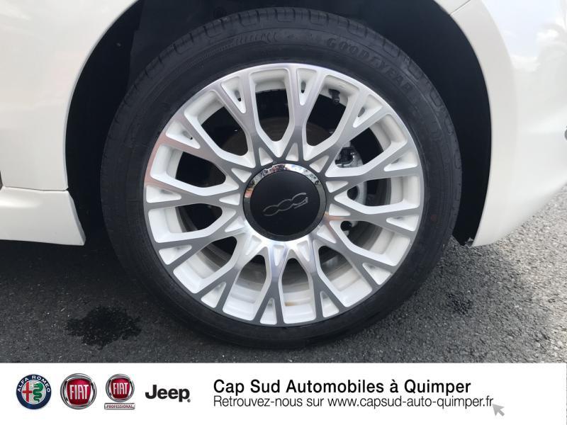 Photo 14 de l'offre de FIAT 500 0.9 8v TwinAir 85ch S&S Diva à 16900€ chez Cap-Sud Automobiles - Quimper