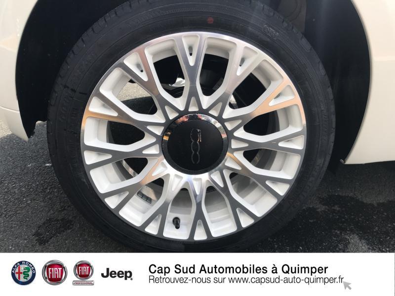 Photo 13 de l'offre de FIAT 500 0.9 8v TwinAir 85ch S&S Diva à 16900€ chez Cap-Sud Automobiles - Quimper