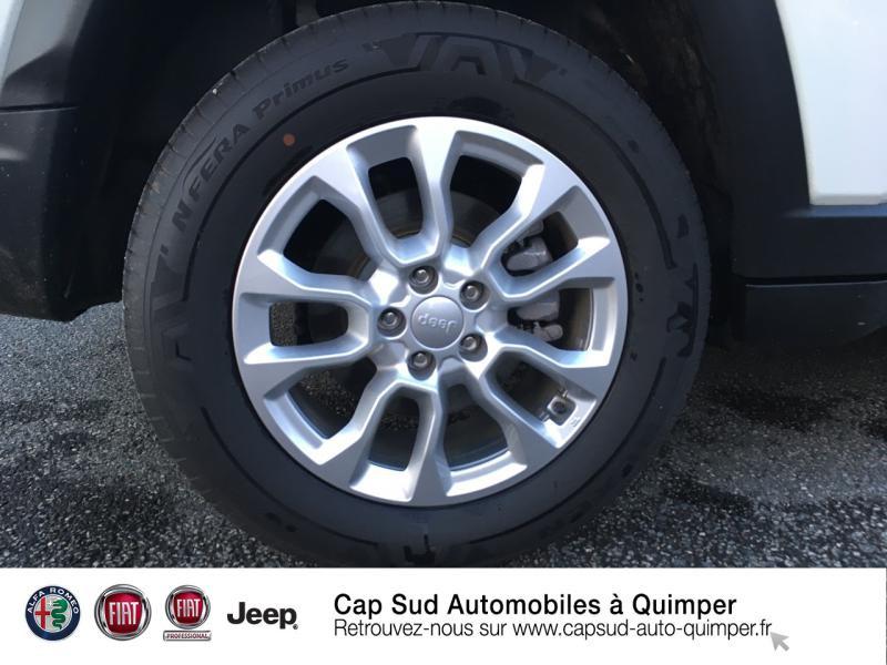 Photo 14 de l'offre de JEEP Compass 1.3 GSE T4 190ch Limited 4xe PHEV AT6 à 39900€ chez Cap-Sud Automobiles - Quimper