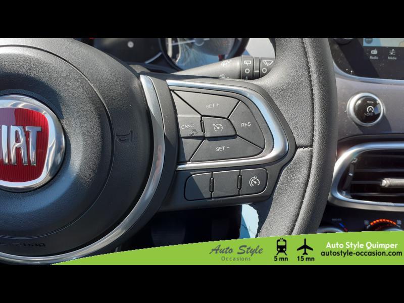 Photo 13 de l'offre de FIAT 500X 1.3 FireFly Turbo T4 150ch Cross DCT à 18690€ chez Cap-Sud Automobiles - Quimper