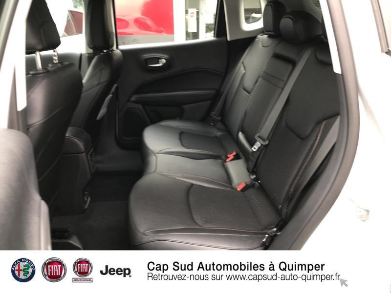 Photo 11 de l'offre de JEEP Compass 1.3 GSE T4 150ch Limited 4x2 BVR6 à 29500€ chez Cap-Sud Automobiles - Quimper