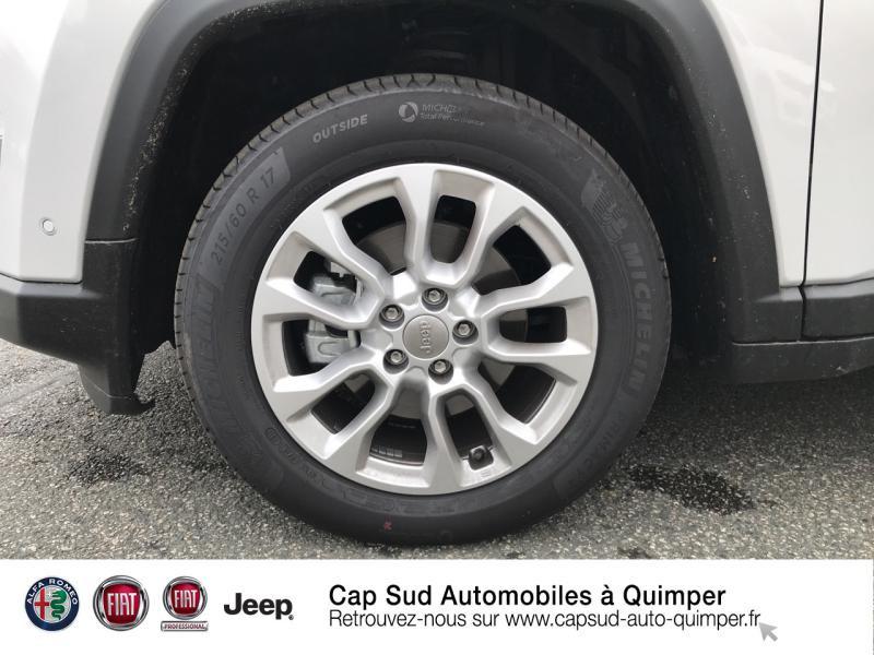 Photo 15 de l'offre de JEEP Compass 1.3 GSE T4 150ch Limited 4x2 BVR6 à 29500€ chez Cap-Sud Automobiles - Quimper