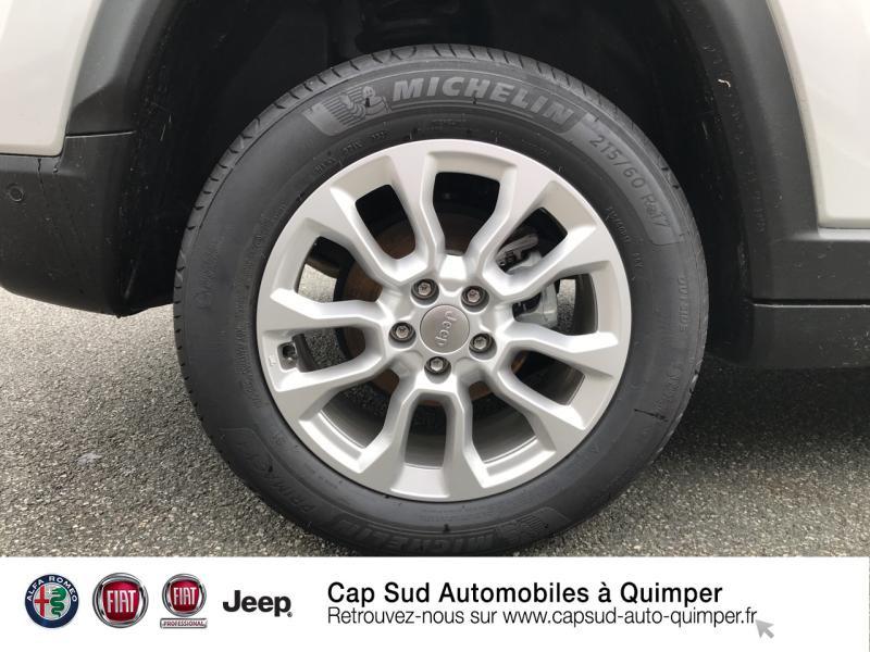 Photo 13 de l'offre de JEEP Compass 1.3 GSE T4 150ch Limited 4x2 BVR6 à 29500€ chez Cap-Sud Automobiles - Quimper