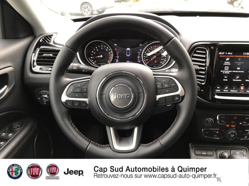 Photo 7 de l'offre de JEEP Compass 1.3 GSE T4 150ch Limited 4x2 BVR6 à 29500€ chez Cap-Sud Automobiles - Quimper