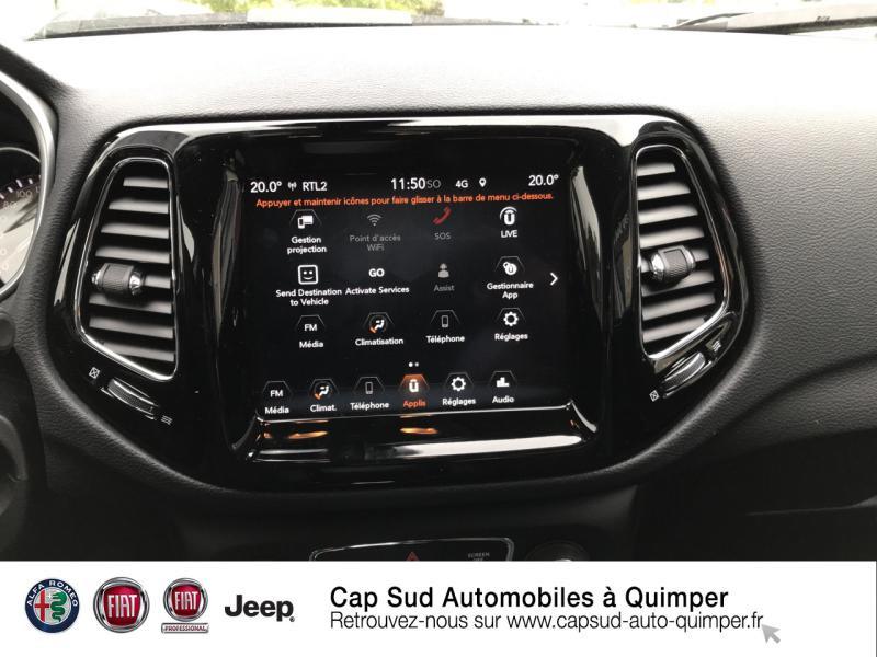 Photo 8 de l'offre de JEEP Compass 1.3 GSE T4 150ch Limited 4x2 BVR6 à 29500€ chez Cap-Sud Automobiles - Quimper