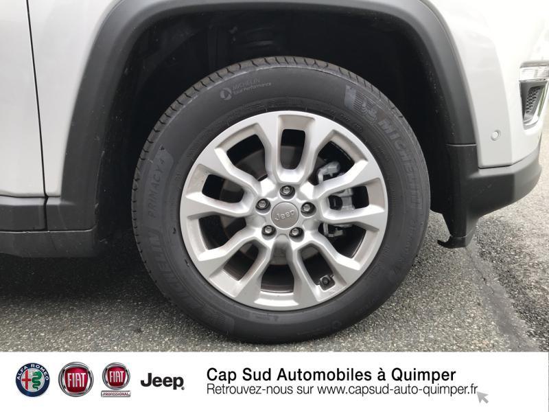 Photo 14 de l'offre de JEEP Compass 1.3 GSE T4 150ch Limited 4x2 BVR6 à 29500€ chez Cap-Sud Automobiles - Quimper